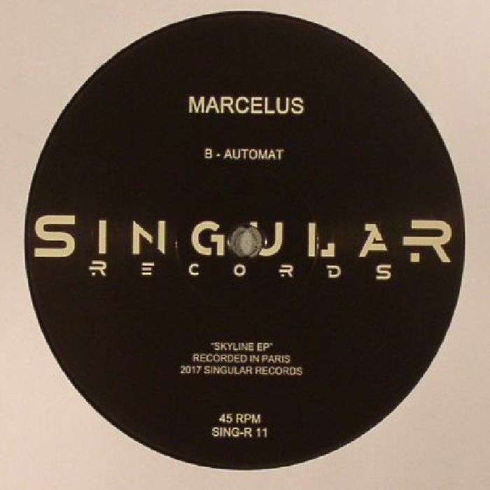 MARCELUS - Skyline EP