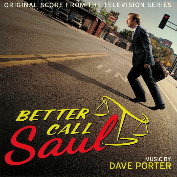 PORTER, Dave - Better Call Saul (Soundtrack)