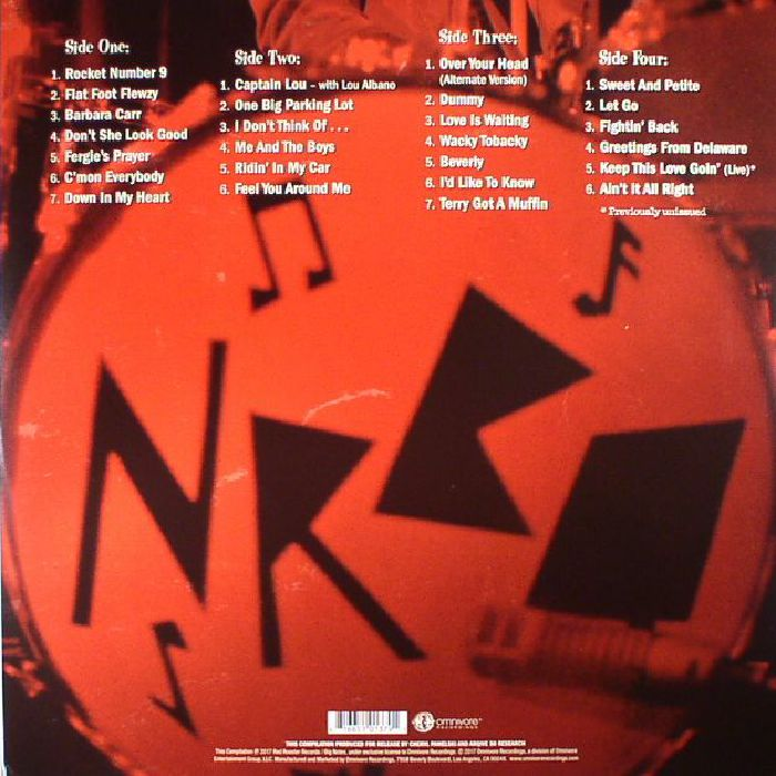 NRBQ - High Noon: A 50 Year Retrospective (Update) (Record Store Day 2107)