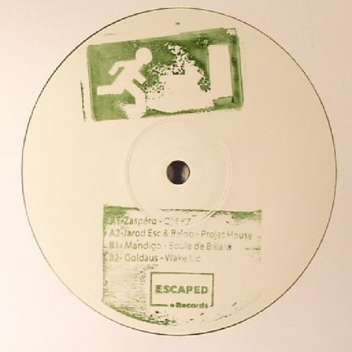 ZASPERO/JAROD ESC/BALOO/MANDIGO/GOLDAUS - Issue De Secours EP