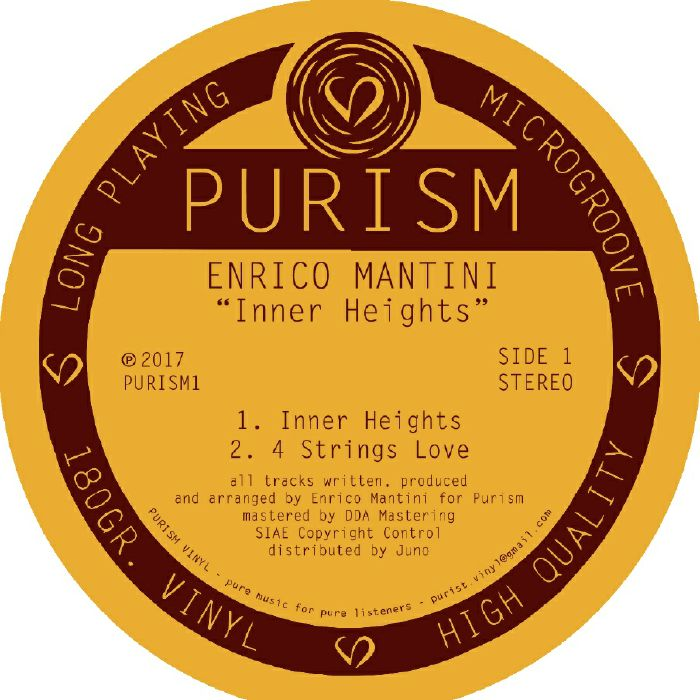 MANTINI, Enrico - Inner Heights