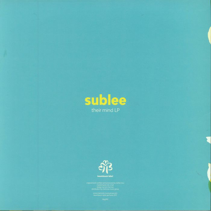SUBLEE - Their Mind LP