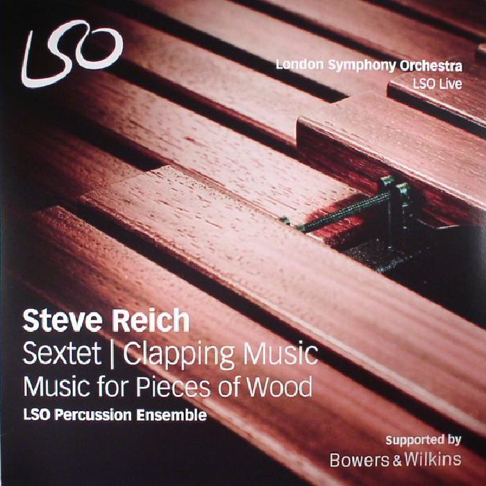 Steve Reich Lso Percussion Ensemble Sextet Clapping Music