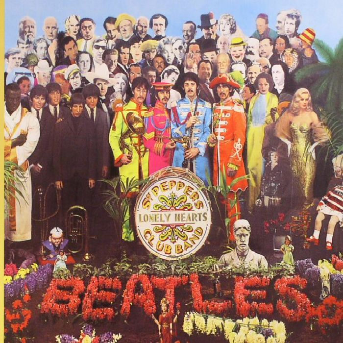 BEATLES, The - Sgt Peppers Lonely Hearts Club Band: Anniversary Edition