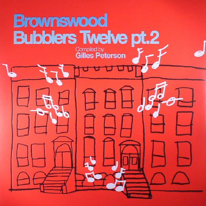 PETERSON, Gilles/VARIOUS - Brownswood Bubblers Twelve Part 2