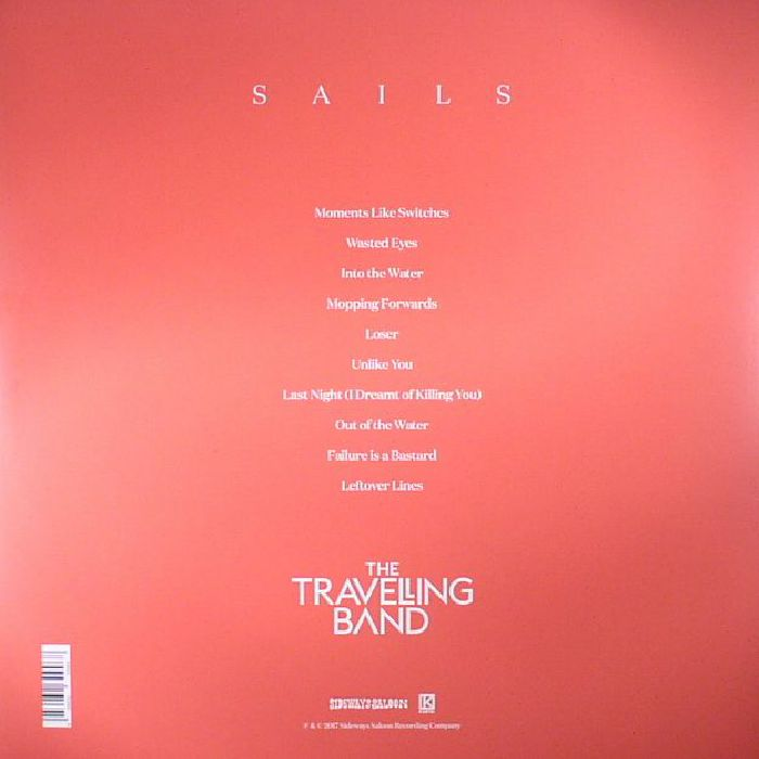 TRAVELLING BAND, The - Sails