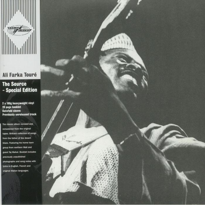 FARKA TOURE, Ali - The Source (Special Edition)