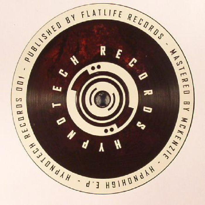 ROWE, John/HEALIUM/ACCENTBUSTER - Hypnohigh EP