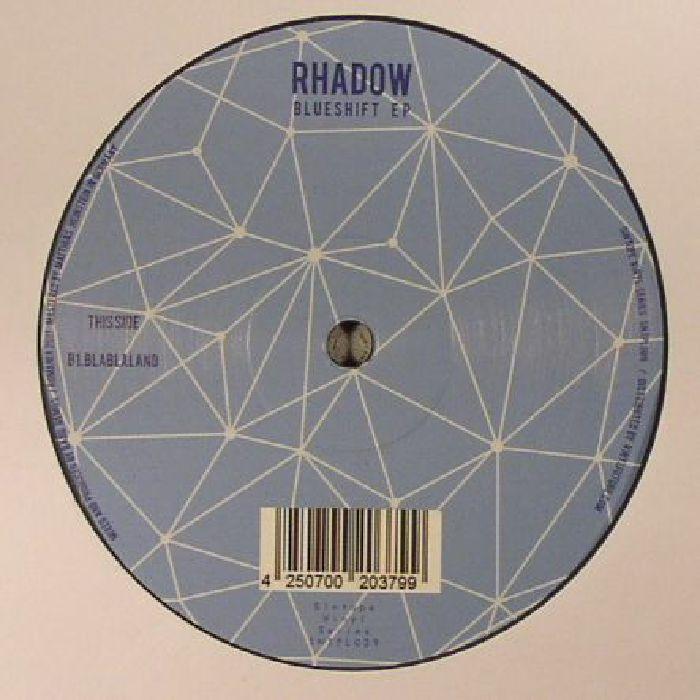 RHADOW - Blueshift EP