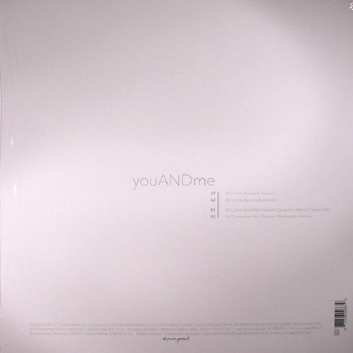 YOUANDME - All Comes Back EP
