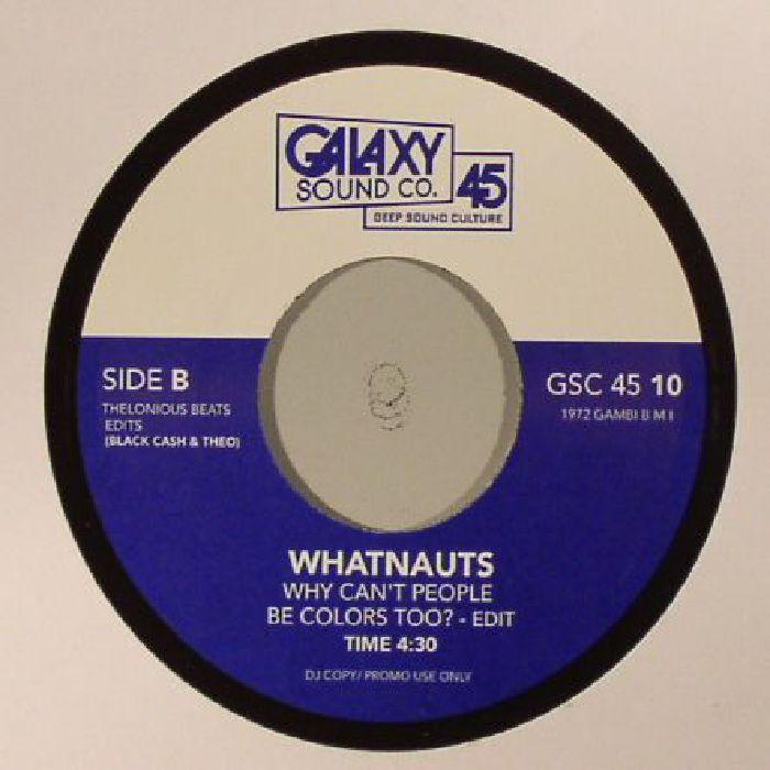 PLEASURE/WHATNAUTS - Bouncy Lady