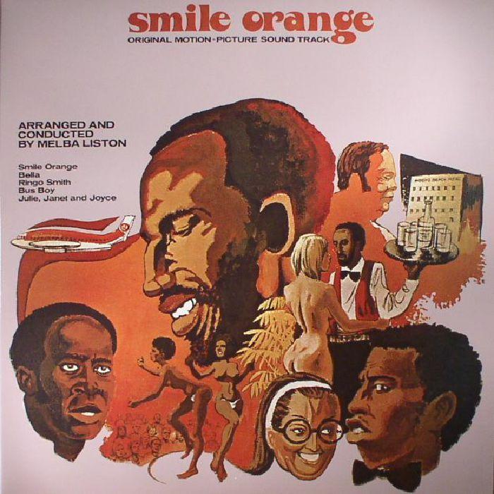 LISTON, Melba - Smile Orange (Soundtrack)