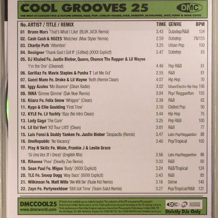 Various - R&B Cutz #25