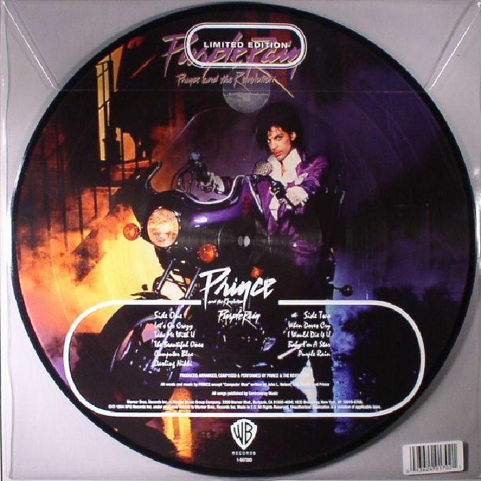 PRINCE & THE REVOLUTION - Purple Rain (remastered)