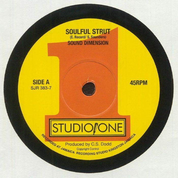 SOUND DIMENSION - Soulful Strut