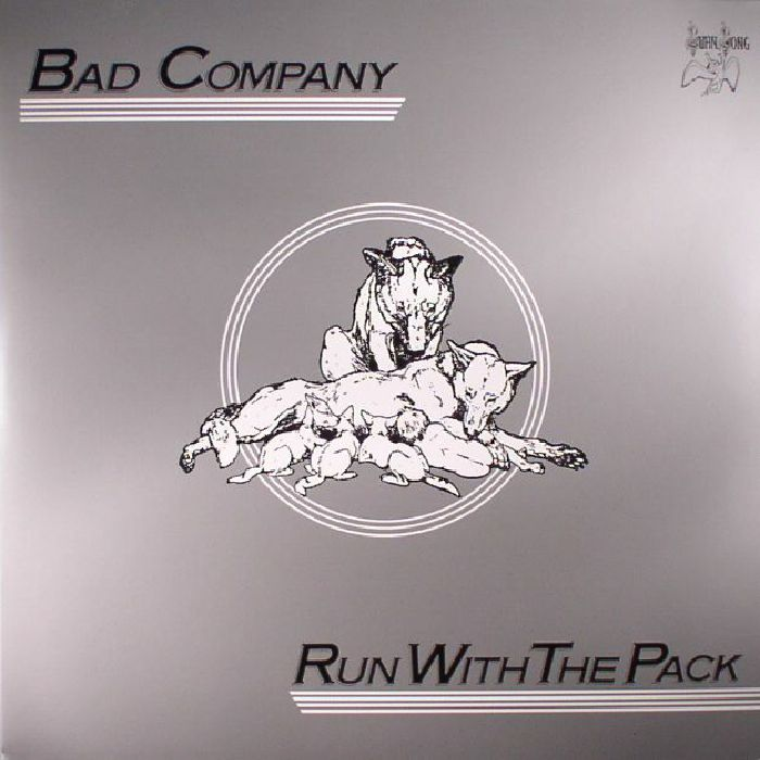 BAD COMPANY - Run With The Pack: Expanded Edition (remastered)