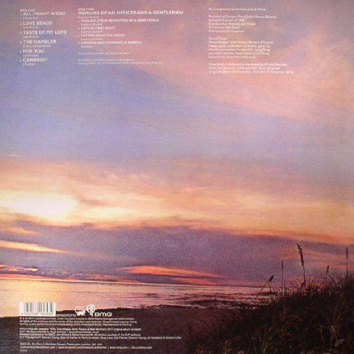 EMERSON LAKE & PALMER - Love Beach (remastered)