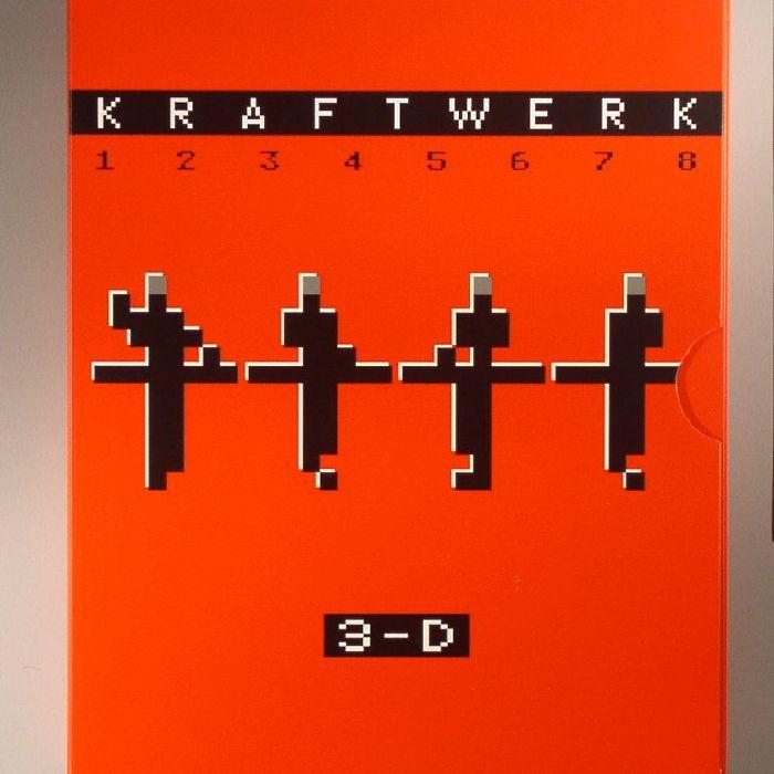 KRAFTWERK - 3D The Catalogue - DVD (Blu-ray + DVD) | eBayKraftwerk 3d