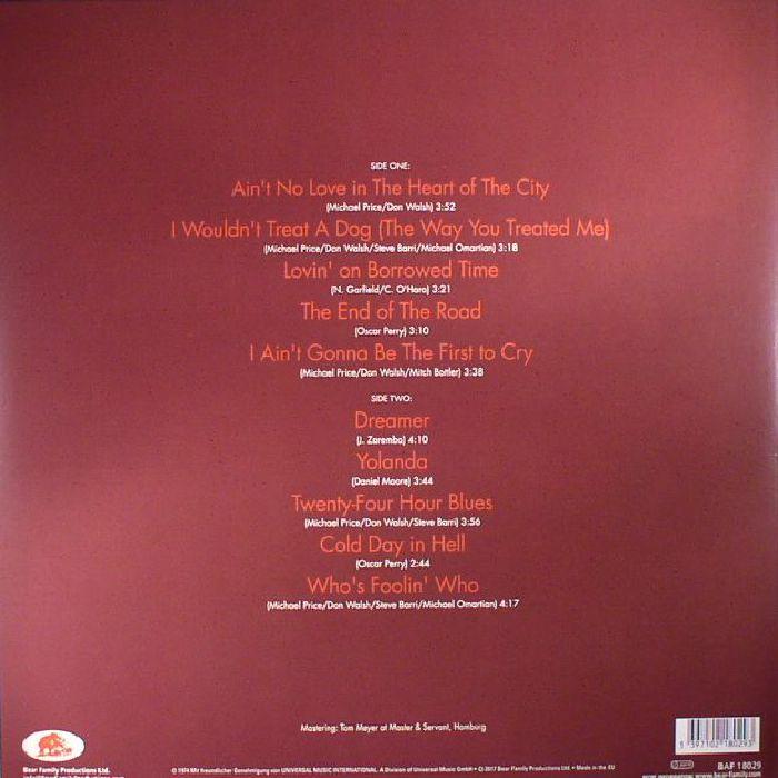 BLAND, Bobby Blue - Dreamer (reissue)