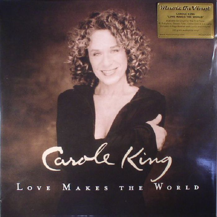 KING, Carole - Love Makes The World