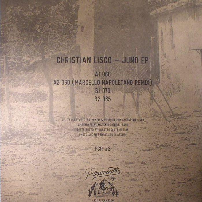LISCO, Christian - Juno EP