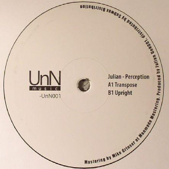 JULIAN - Perception