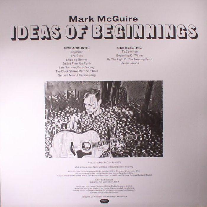 McGUIRE, Mark - Ideas Of Beginnings