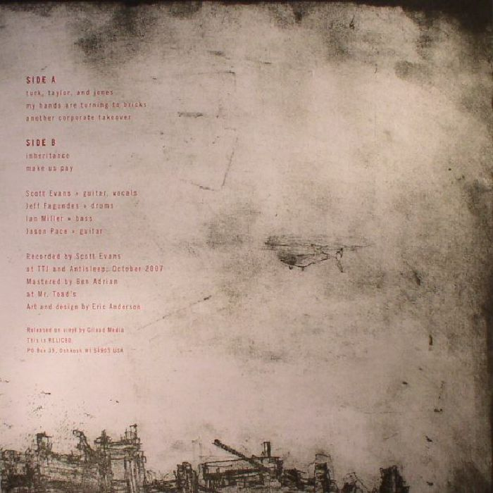 KOWLOON WALLED CITY - Turk Street (reissue)