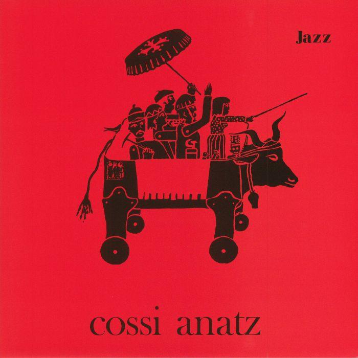 COSSI ANATZ - Jazz Afro Occitan (reissue)