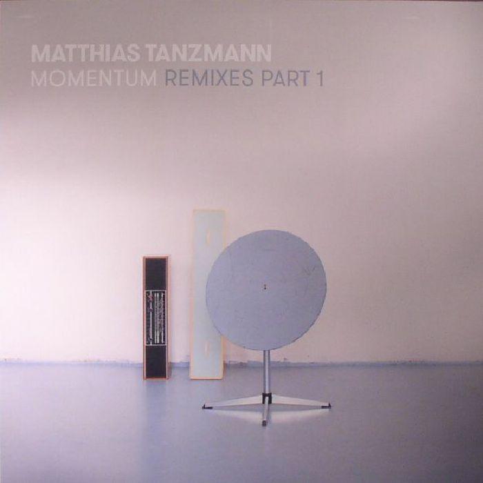 TANZMANN, Matthias - Momentum Remixes Part 1