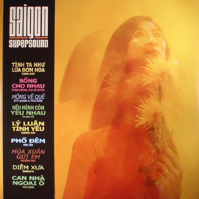 VARIOUS - Saigon Supersound Vol 1: 1965-1975