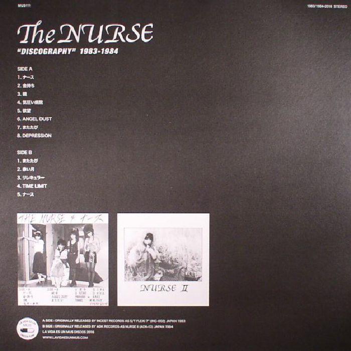 NURSE, The - Discography