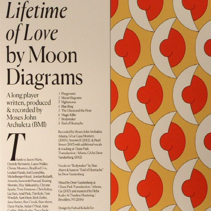 MOON DIAGRAMS - Lifetime Of Love