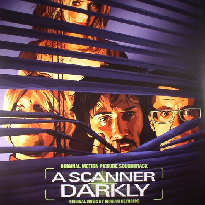 REYNOLDS, Graham - A Scanner Darkly (Soundtrack)