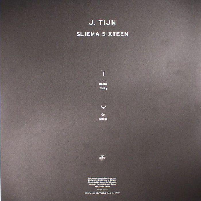 J TIJN - Sliema Sixteen