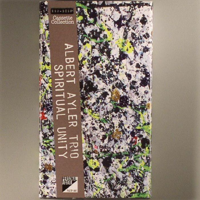 Albert Ayler Trio Spiritual Unity Vinyl At Juno Records