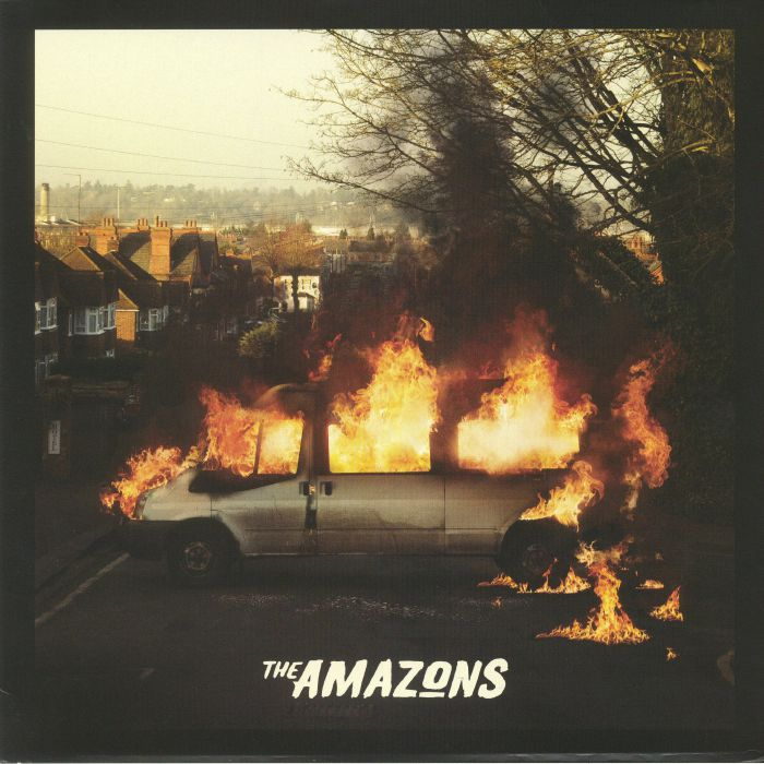 AMAZONS, The - The Amazons