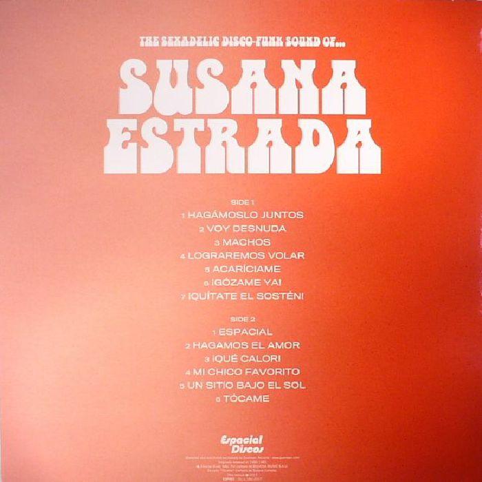 ESTRADA, Susana - The Sexadelic Disco Funk Sound Of Susana Estrada