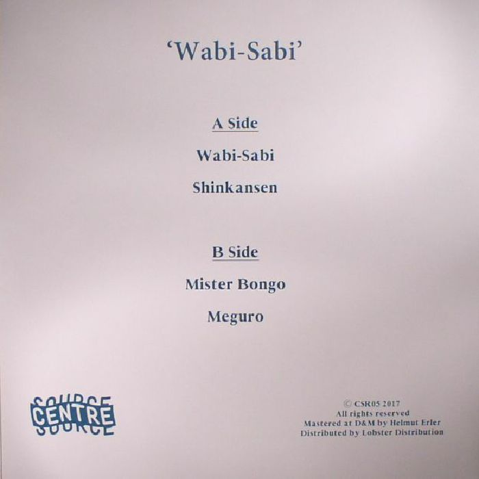YOUNGMAN, Hank - Wabi Sabi