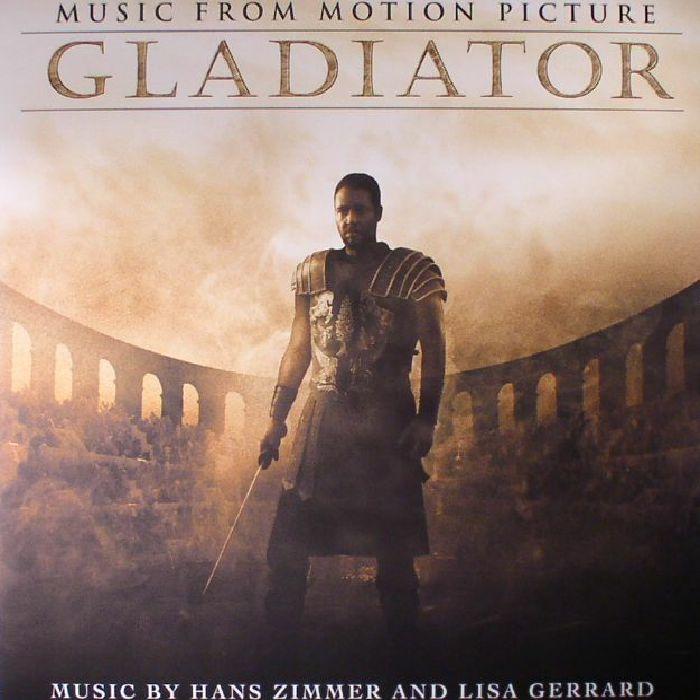 ZIMMER, Hans/LISA GERRARD - Gladiator (Soundtrack) (reissue)