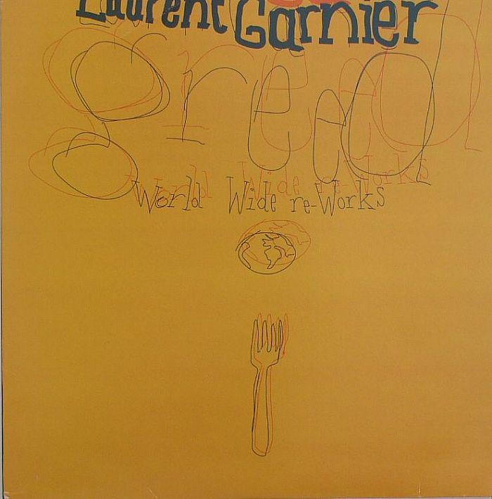 Laurent Garnier vs. Unknown Artist - The Man With The Broken Face