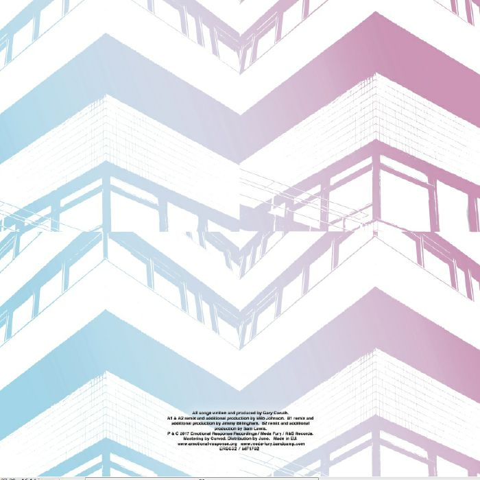 SAD CITY - Shapes In Remixes (DJ Nature, HOLOVR, Herron Remixes)