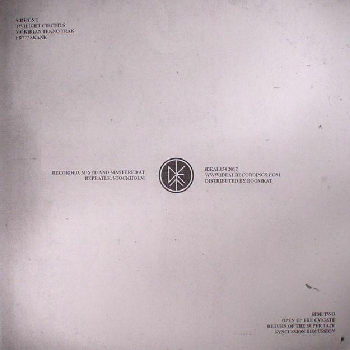 TILLIANDER - Compuriddim