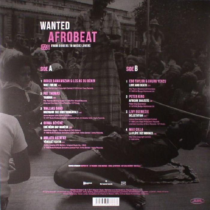 VARIOUS - Wanted Afrobeat