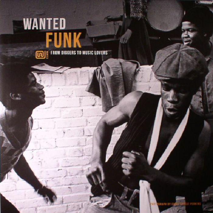 VARIOUS - Wanted Funk