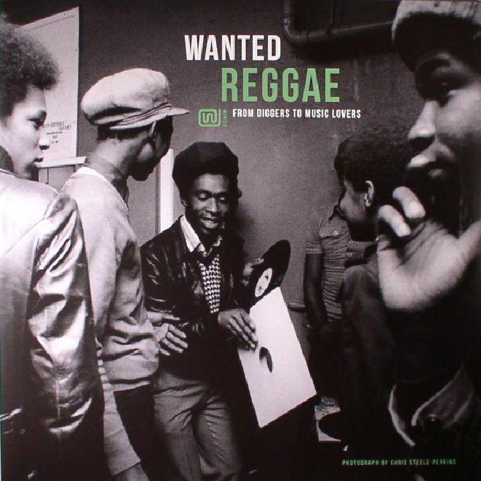 VARIOUS - Wanted Reggae