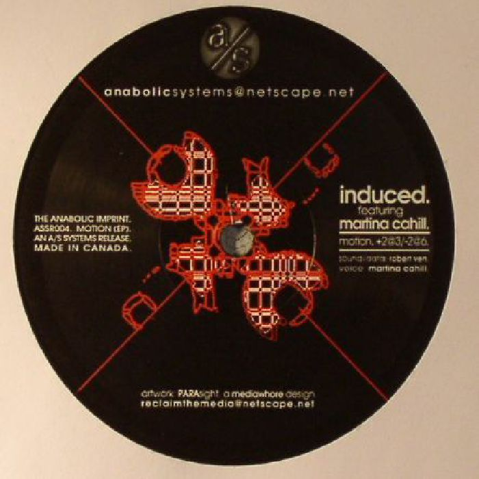 INDUCED - Motion EP (warehouse find)