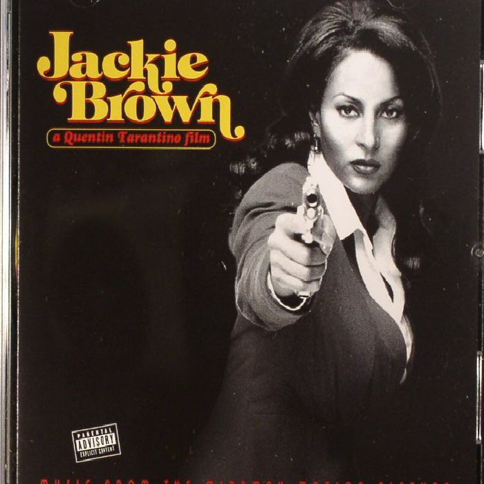 VARIOUS - Jackie Brown: A Quentin Tarantino Film