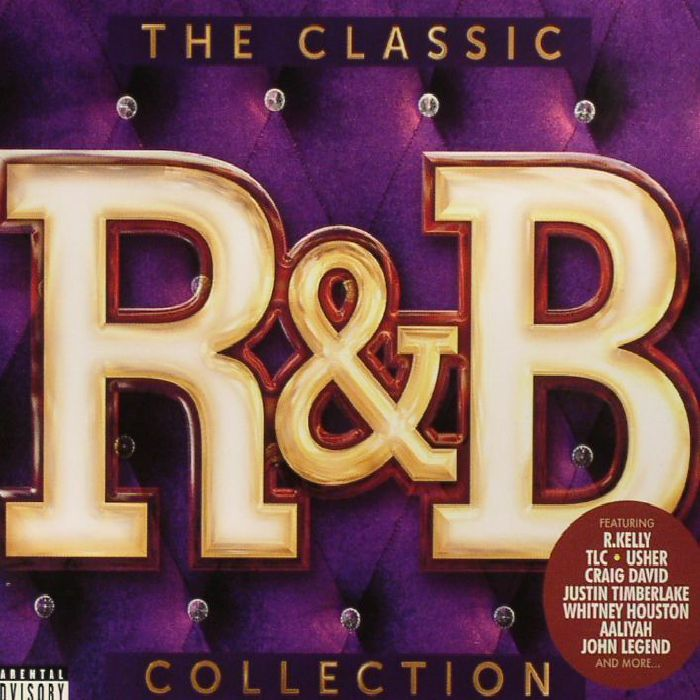 VARIOUS - The Classic R&B Collection