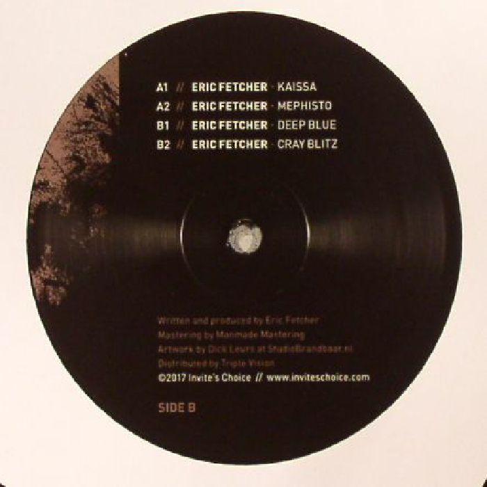 FETCHER, Eric - Dynamic Composition EP